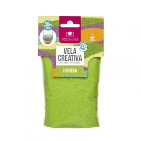 Vela Creativa Rec. 175g Verde