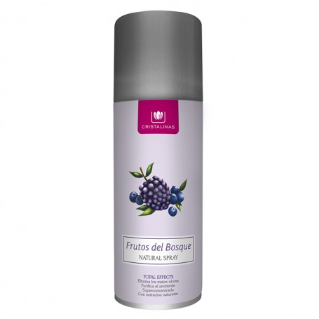 Spray Aerosol Frutas del Bosque